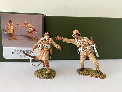 Team Miniatures Boer War Boer6009 British Infantry Reaching For Comrade  • 20£
