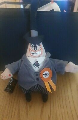 The Nightmare Before Christmas Mayor Plush 11 Inch • 6.80£