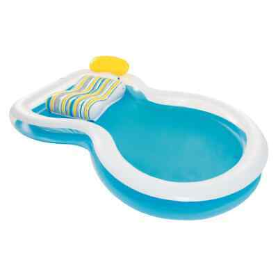 Bestway Inflatable Pool Staycation Pool Summer Outdoor Padding Swimming Spa • 42.99£