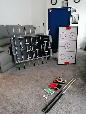 Multi Games Table • 15£