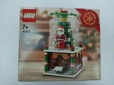Lego 40223: Snow Globe From 2016 , New & Sealed, LEGO Exclusive, Retired. • 26.30£
