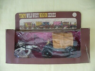 Timpo Toys Wild West Chuck Wagon Ref 273 • 36£