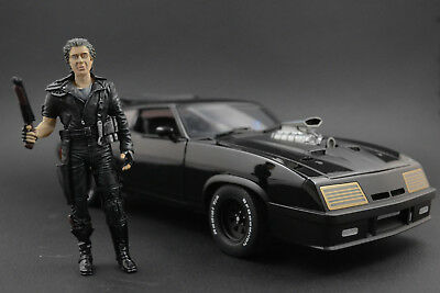 Mad Max Figure For 1:18 Ford Falcon Interceptor AUTOart • 60£