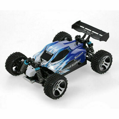 Wltoys A959 1:18 RC Car 2.4Ghz Off Road RC Trucks 4WD 50KM/H High Speed UK Stock • 39.99£