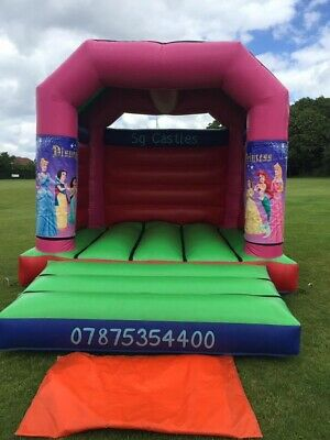 Used Bouncy Castles For Sale • 450£