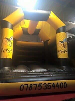 Used Bouncy Castles For Sale • 550£