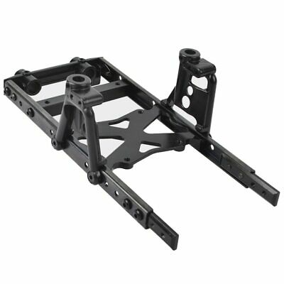 1/10 RC 6x6 Steel Body Chassis Frame Kit For Axial SCX10 90027 90028 • 45.99£