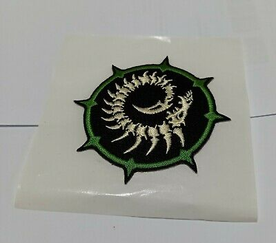 Warmachine Cryx - Self Adhesive Patch - Games Day Special Edition • 15£