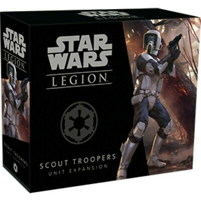 Star Wars Legion: Scout Troopers Unit Expansion New Sealed • 19.99£