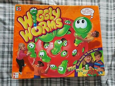Mattel Wiggly Worms Game  • 6.50£