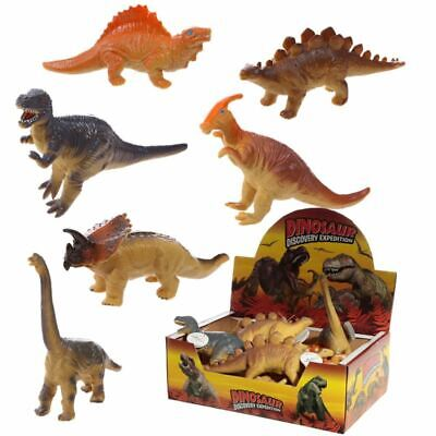 Squeezable Dinosaur Toy, Christmas/Birthday Gift/Present/Stocking Filler • 6.50£