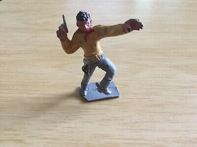 Vintage Lone Star (Harvey Series) 1960's, Cowboy Figure, 60mm • 1.99£
