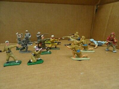 Lone Star (mostly) French Foreign Legion And Afghans 1960s 15 Figures • 14.99£