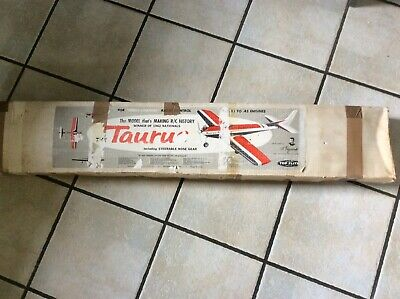 Vintage Top Flite Multi Channel Taurus Model Aircraft Kit • 104.78£