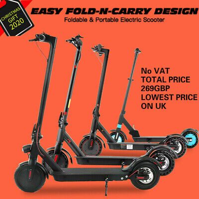 Black Friday Deal Electric Scooter Battery 36v Powerful Motor Pro E-scooter • 199.99£