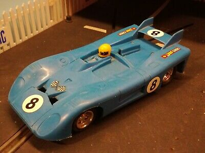 Scalextric 090106 Matra, French • 12£