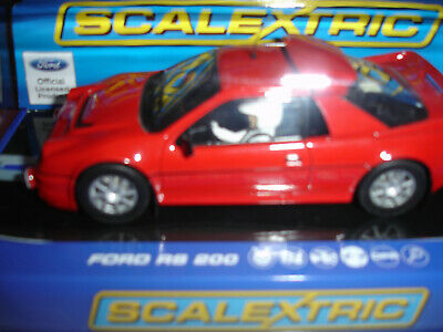Scalextric Ford RS 200 • 8.50£