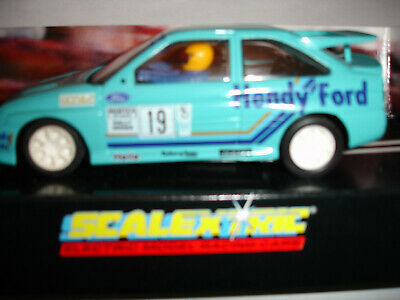 Scalextric Ford Escort RS Cosworth • 0.95£