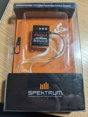 Spektrum AR7200BX Flybarless RC Helicopter Control System (box Opened) • 55£