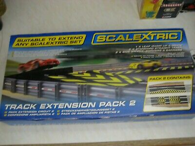 Scalextric 1:32 Sport & Digital Ramp Track Extension Pack 2 C8511 • 21.99£
