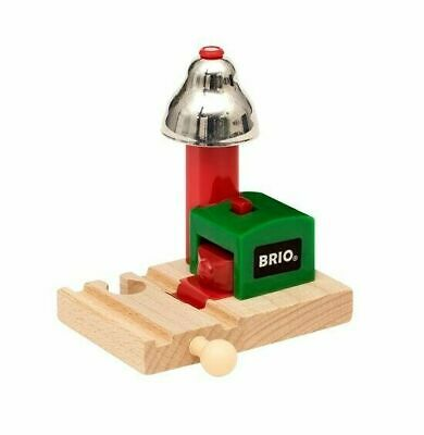 Brio 33754 Wooden Magnetic Bell System For Railway • 4.70£