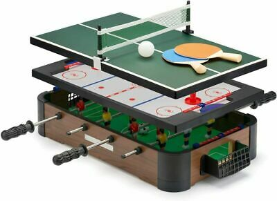 Toyrific 20  3 In 1 Games Table • 22.99£