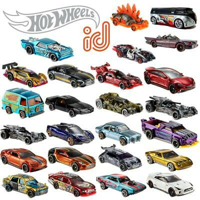Hot Wheels ID Cars Smart Vehicle Collection - Choose Your Favourites! • 9.99£