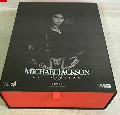 Hot Toys 12 Inch Action Figure Michael Jackson BAD Ver • 504.38£