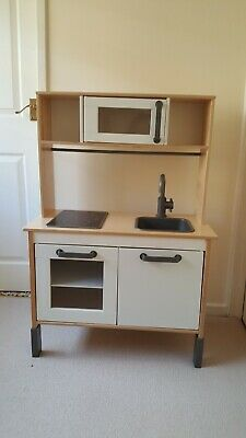 Play Kitchen Wooden IKEA • 40£