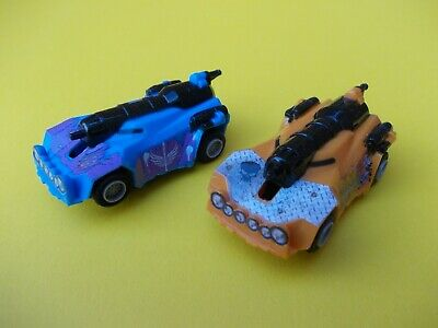 Micro Scalextric Rocket Raiders Cars Mint Condition  Compatible 2019/20 Sets   • 27.99£