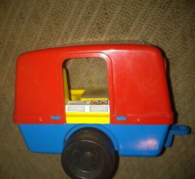 Vintage Caravan Toy, Jean West Germany,  • 29.99£