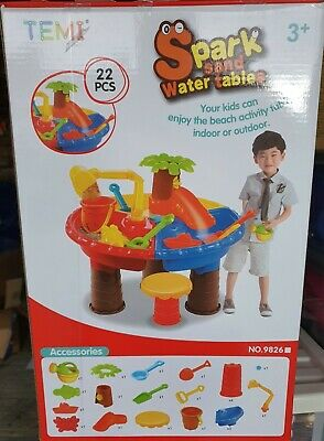 22 Piece Sand And Water Table • 15£