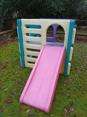 Little Tikes Cube Slide And Climber Gym • 26£