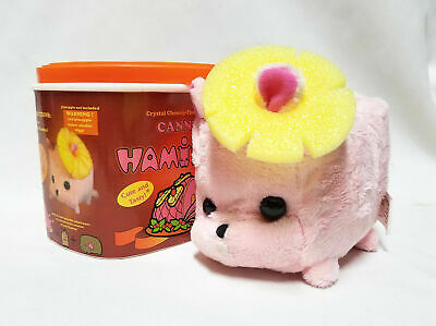 Haminal Animal In A Can Plush Toy - UK Seller • 30£