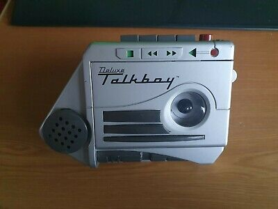 Retro Home Alone 2 Deluxe Talkboy Talk Boy Voice Recorder Changer Fully Working • 51£