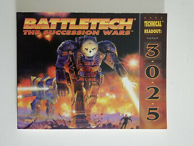 Battletech Technical Readout TRO 3025 (revised) Rulebook • 9£