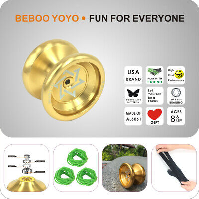 Professional Alloy Design YoYo Ball Bearing String • 12.30£