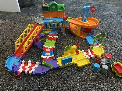 Vtech Toot Toot Mine Set With Train  • 20£