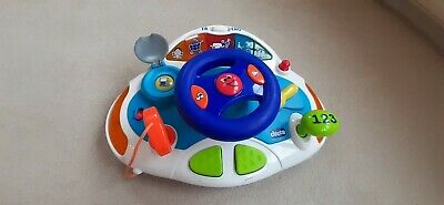 Chicco Driving Toy English/French • 2.50£