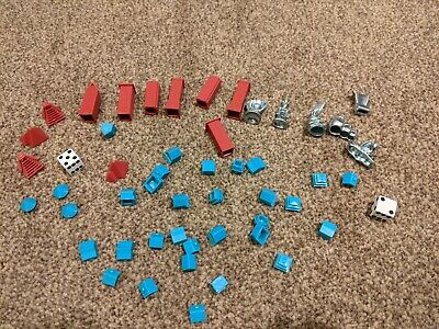Game Pieces For 'Monopoly' • 0.50£