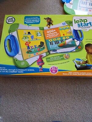 LeapFrog LeapStart Preschool Interactive Learning System For Kids (80-21600E) • 15£