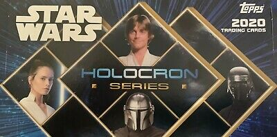 Topps Star Wars Holocrone 2020 Base Cards       Drop Down Menu • 1.25£