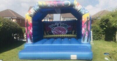 15x15 Adult Used Bouncy Castles For Sale • 500£