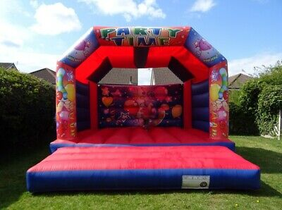 Used Comercial Bouncy Castles For Sale • 500£