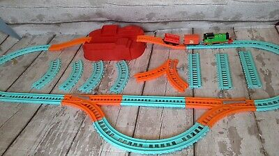 Tomy Track And Battery Operated Train - Percy • 13£