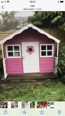 Wooden Playhouse • 56£