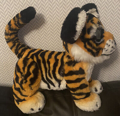 Hasbro FurReal Tyler Tiger Interactive Pet Working Tiger Only No Accessories • 12.50£