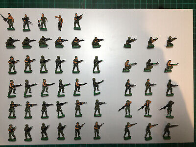 ESCI 1/72 No.228 US Elite Forces & 229 NVA & Vietcong Forces, Vietnam War, Used • 10£