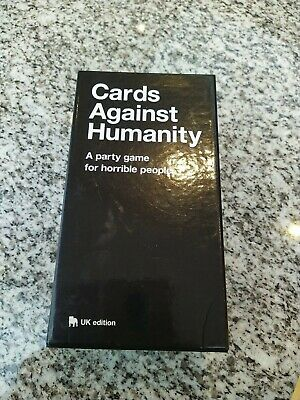 Cards Against Humanity UK Edition • 4.50£