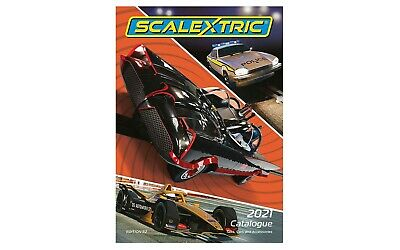 Scalextric C8186 Scalextric 2021 Catalogue • 6.95£